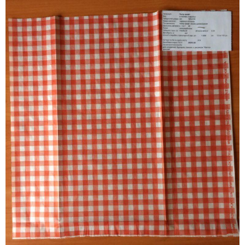 Бумага оберточная для бургеров 316(...