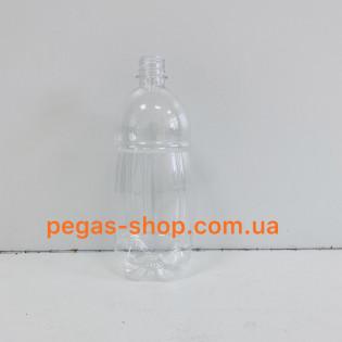 Бутылка ПЭТ бочонок прозрачная 1 л....