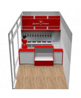"""Торговое оборудование для пивных магазинов от наших партнеров студия """"z"""""""