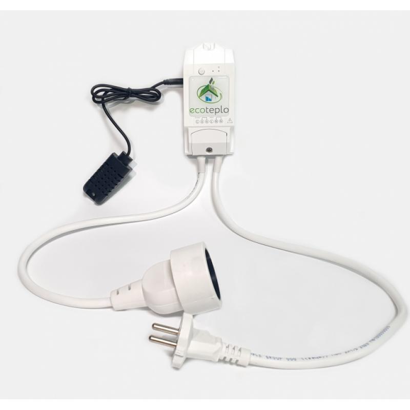 Wi-Fi терморегулятор  ECOTEPLO S-1