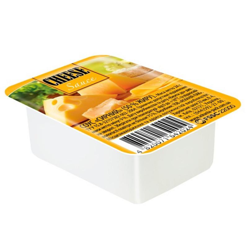 Порционный соус сырный ДИП