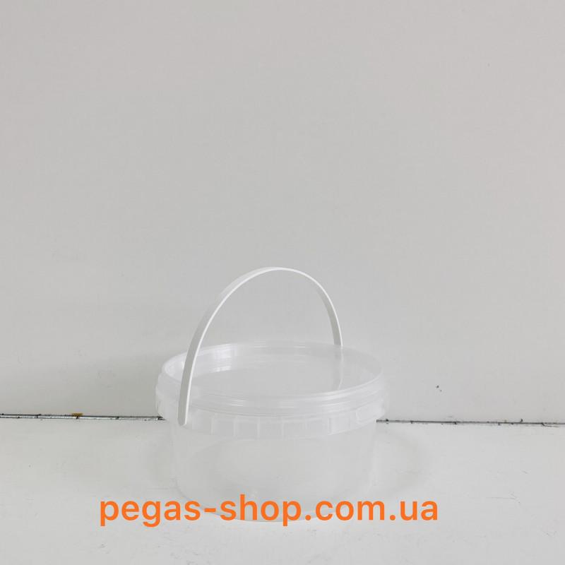 Пластиковое ведро 500 мл