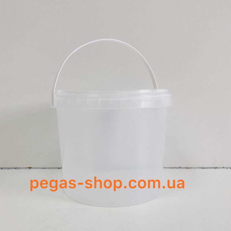Пластиковое ведро 3л