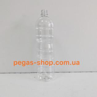 ПЭТ бутылка 1,5 л. прозрачная