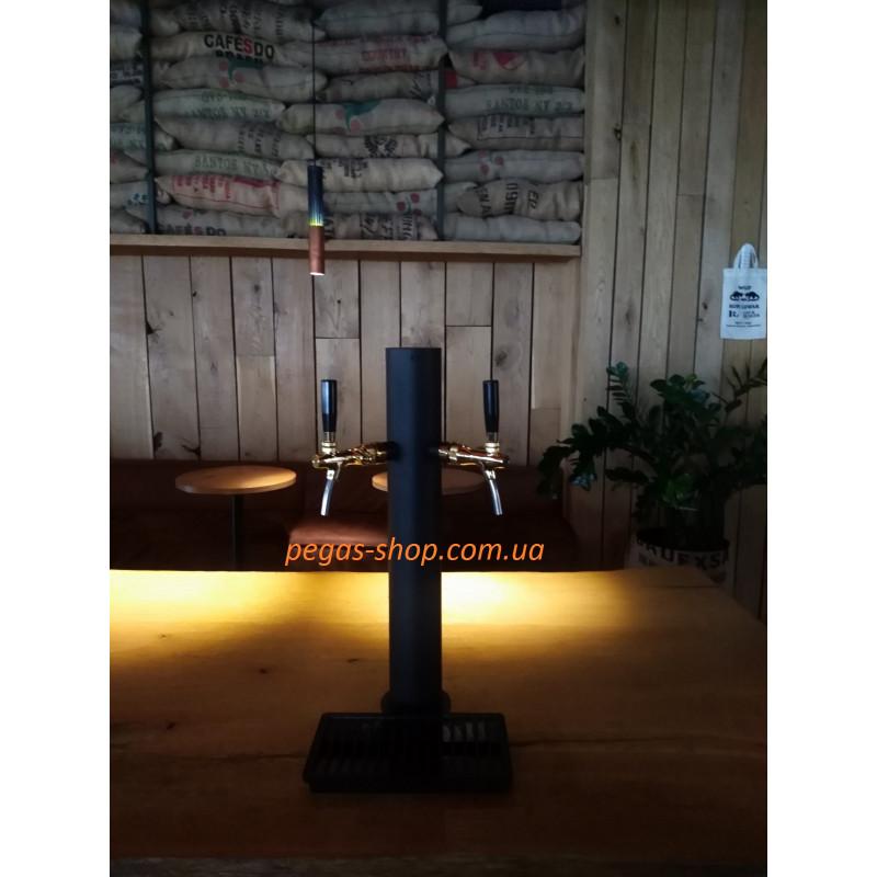 Пивная колонна на 2 сорта (лофт)