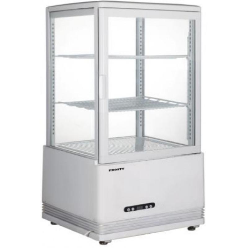 Шкаф холодильный FL-58, white