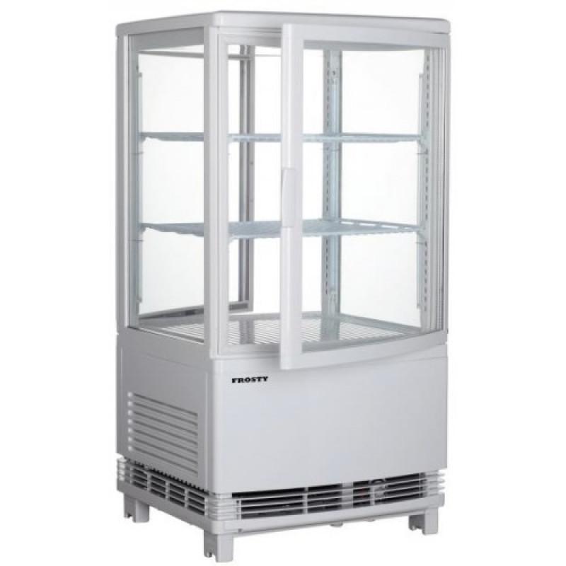 Шкаф холодильный FL-58R, white