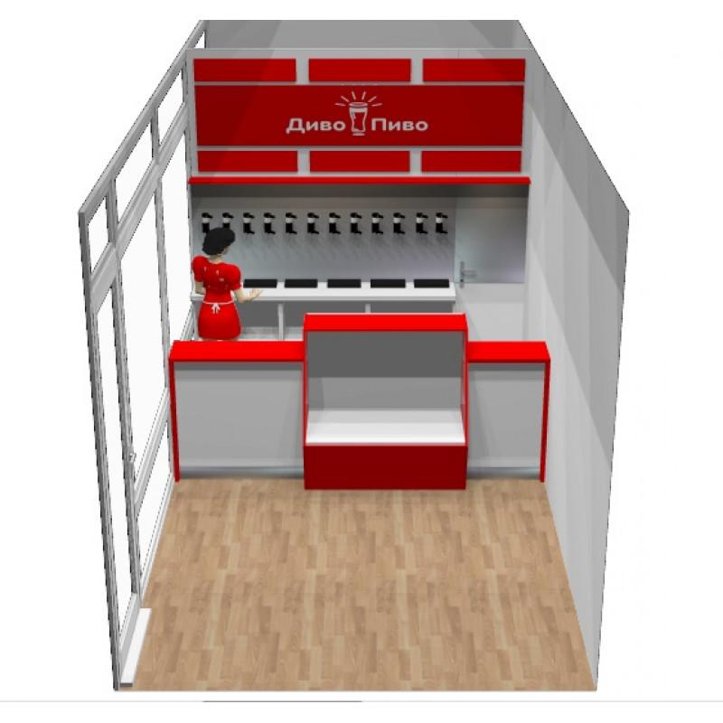Проекты пивных магазинов 2014г