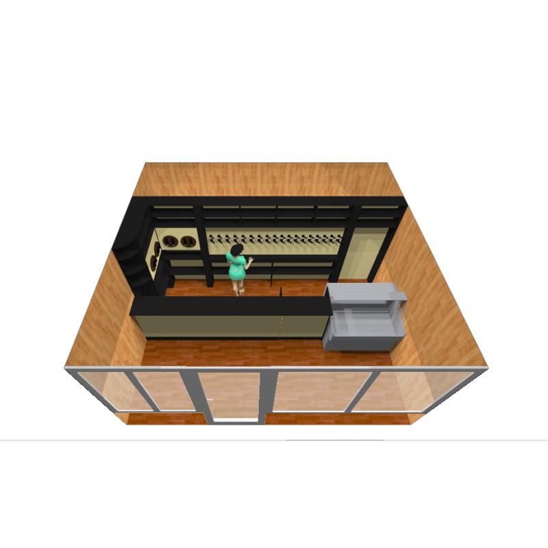 Проекты пивных магазинов 2016г