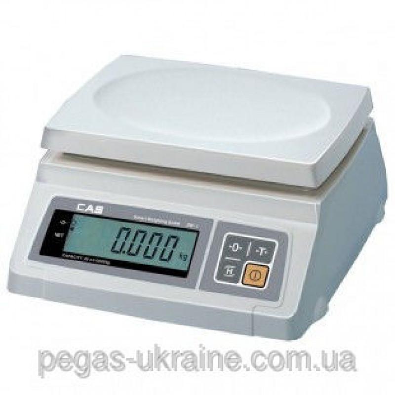 Весы фасовочные CAS SW-2