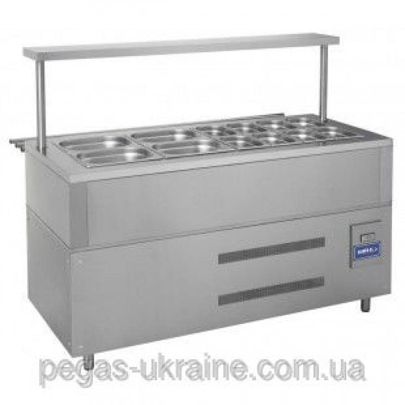 Прилавок холодильный КИЙ-В ПХ-1500 ...