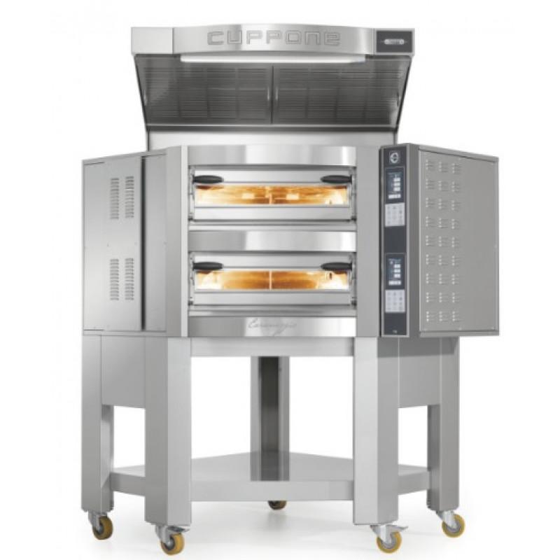 Печь для пиццы Cuppone CR535/2CD (Б...