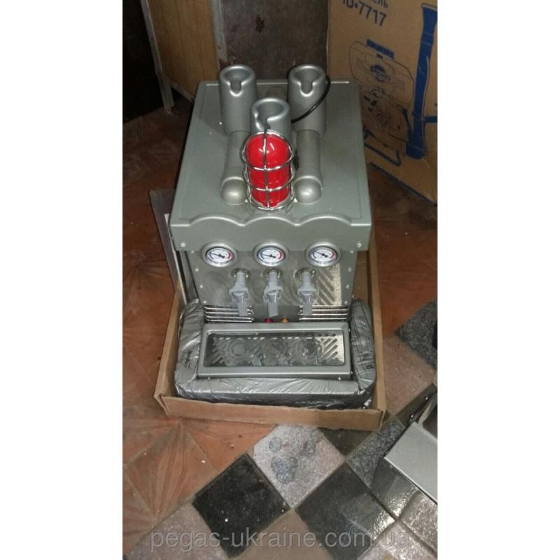 Аппарат для розлива спиртных напитк...
