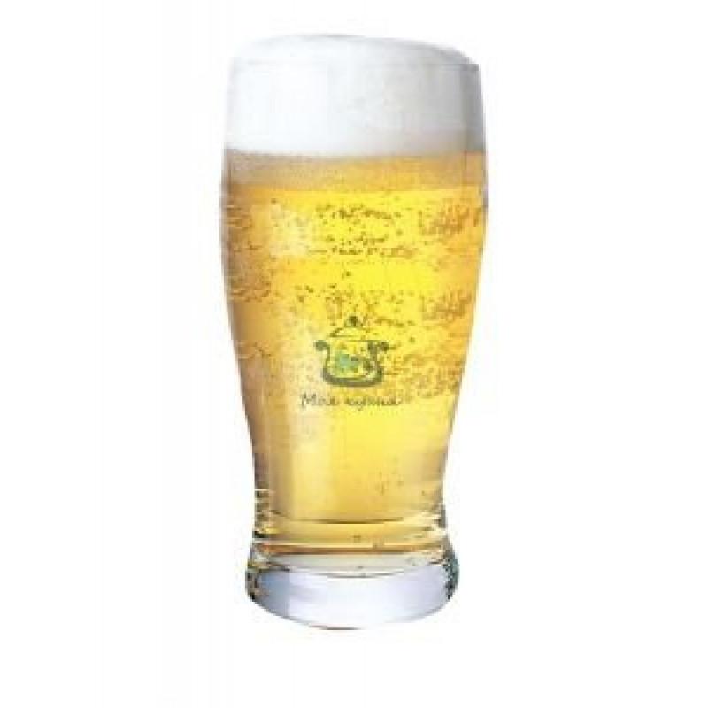 Набор стаканов BELEK для пива 375мл
