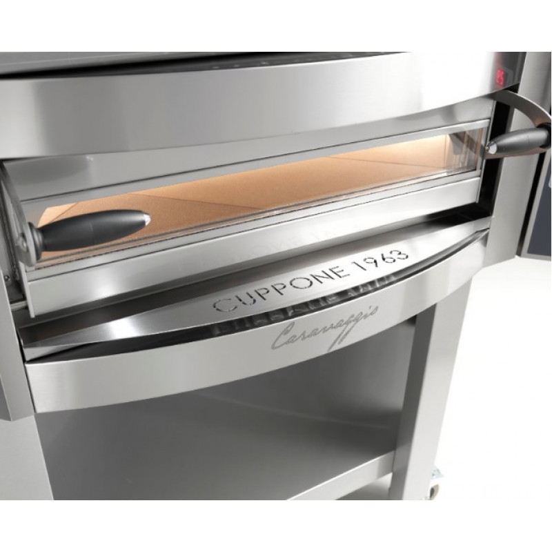 Печь для пиццы Cuppone CR535/1TS (Б...