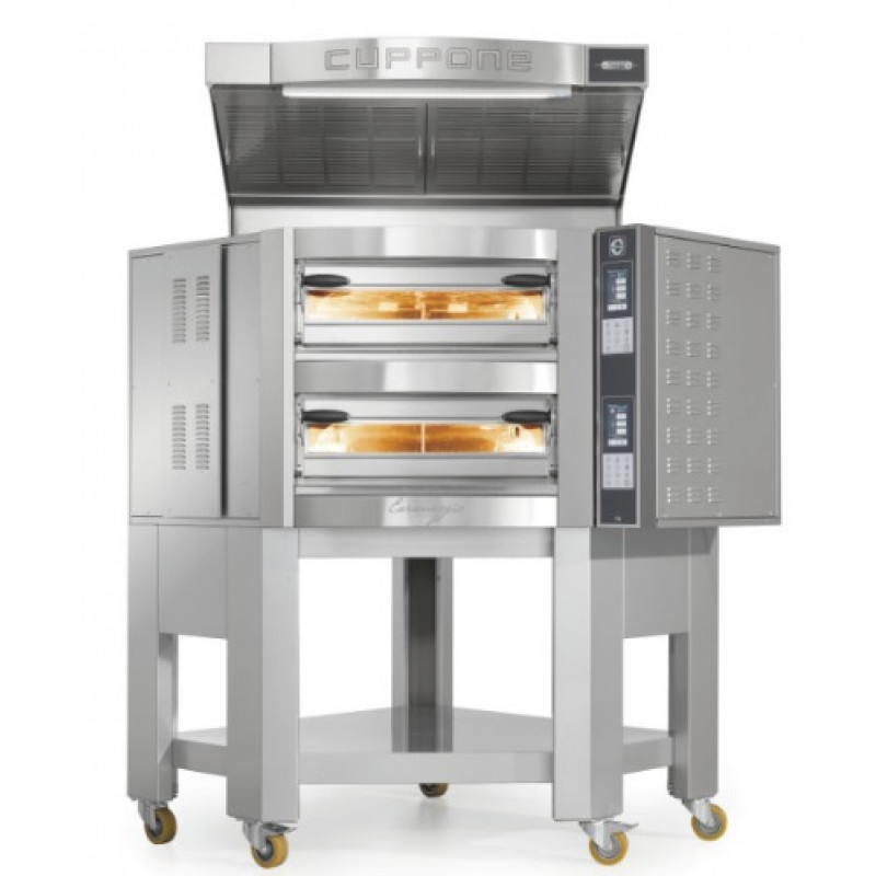 Печь для пиццы Cuppone CR835/2TS (Б...