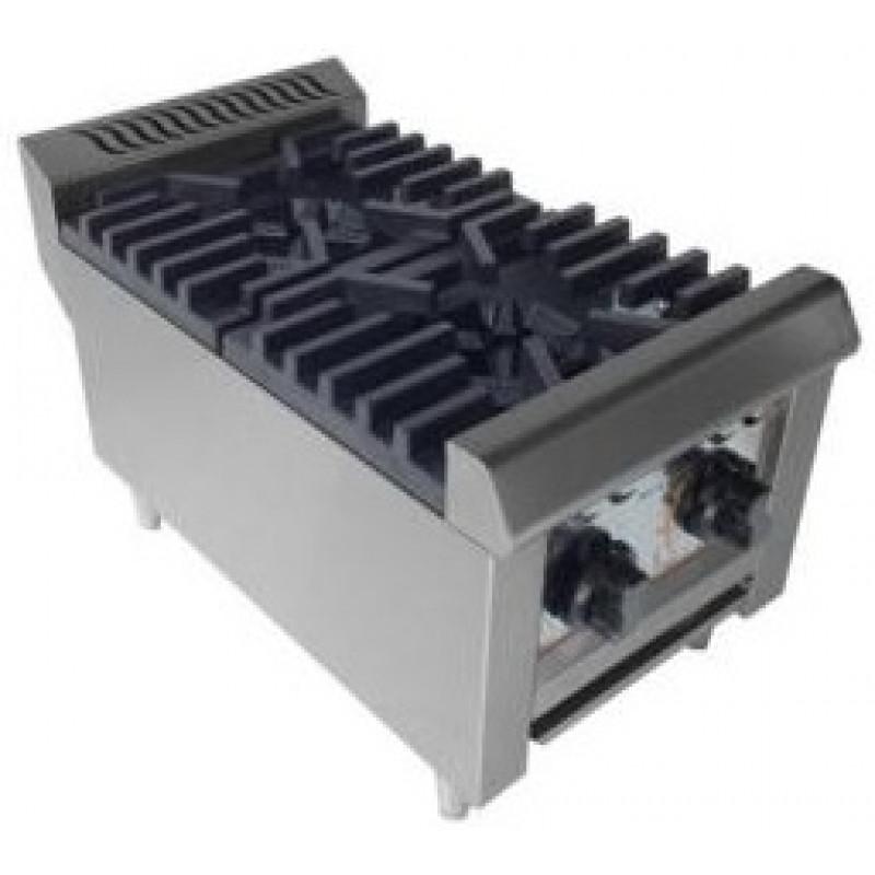 Плита газовая EWT INOX TTGC2 (БН)