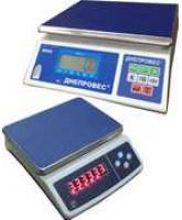 Фасовочные весы повышенной точности