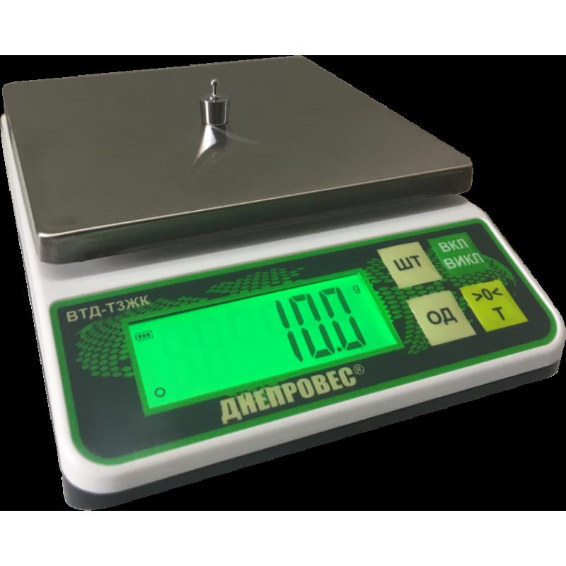 ВТД-10-ТЗЖК (Фасовочные весы)