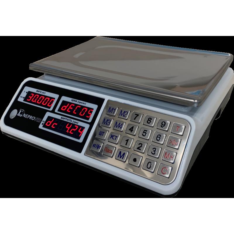 ВТД-ЕЛ1 М (Весы торговые)