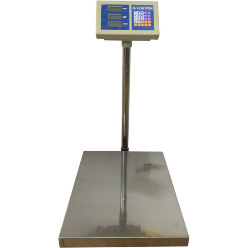 ВПД405Д (Платформенные товарные вес...