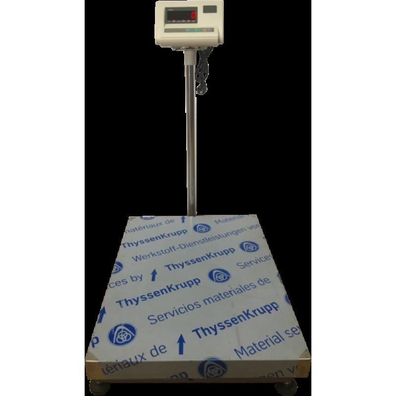 ВПД608А (Платформенные товарные вес...