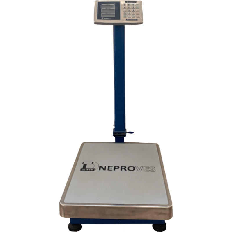 ВПД405Л (Платформенные товарные вес...