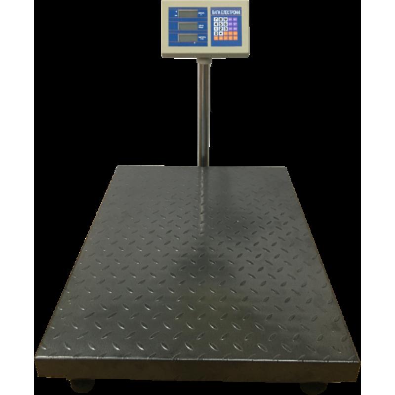ВПД608Д (Платформенные товарные вес...